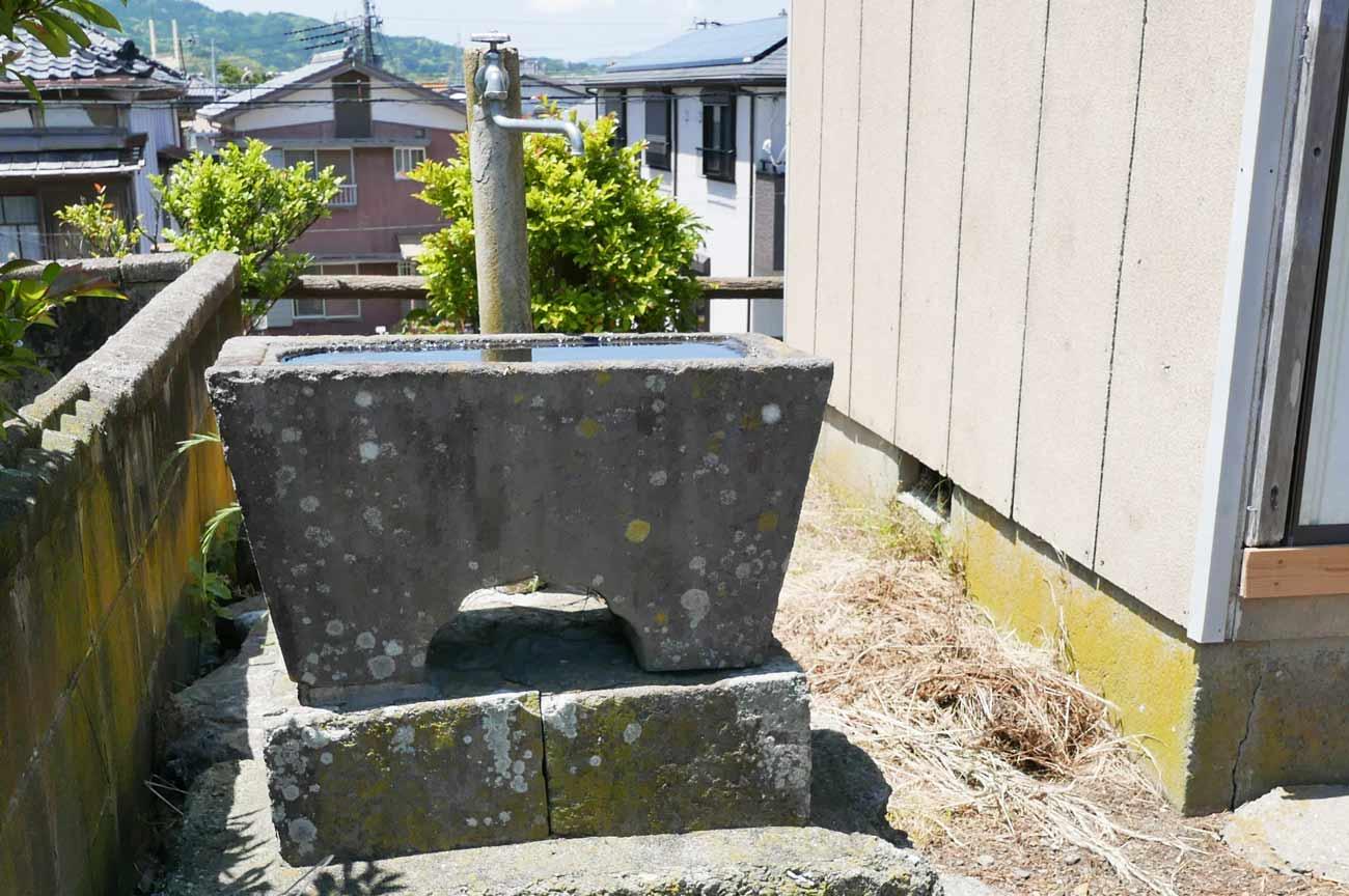 日枝神社の石碑