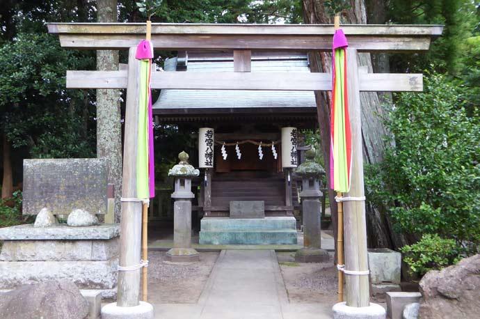 若宮八幡神社の画像
