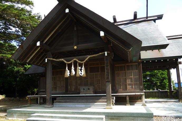 安房神社遥拝所の画像