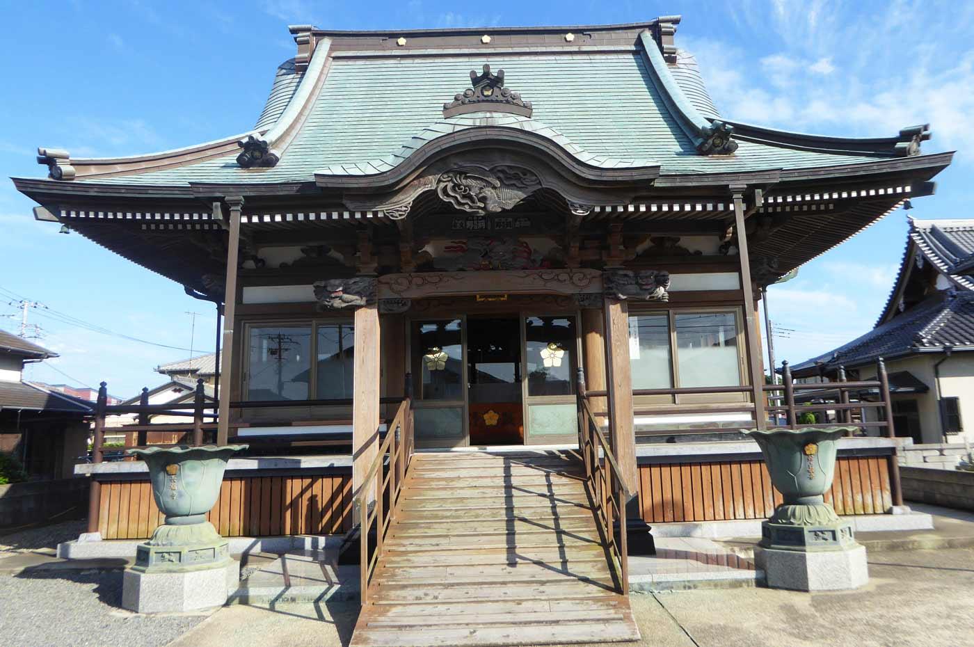 長福寺観音堂の画像