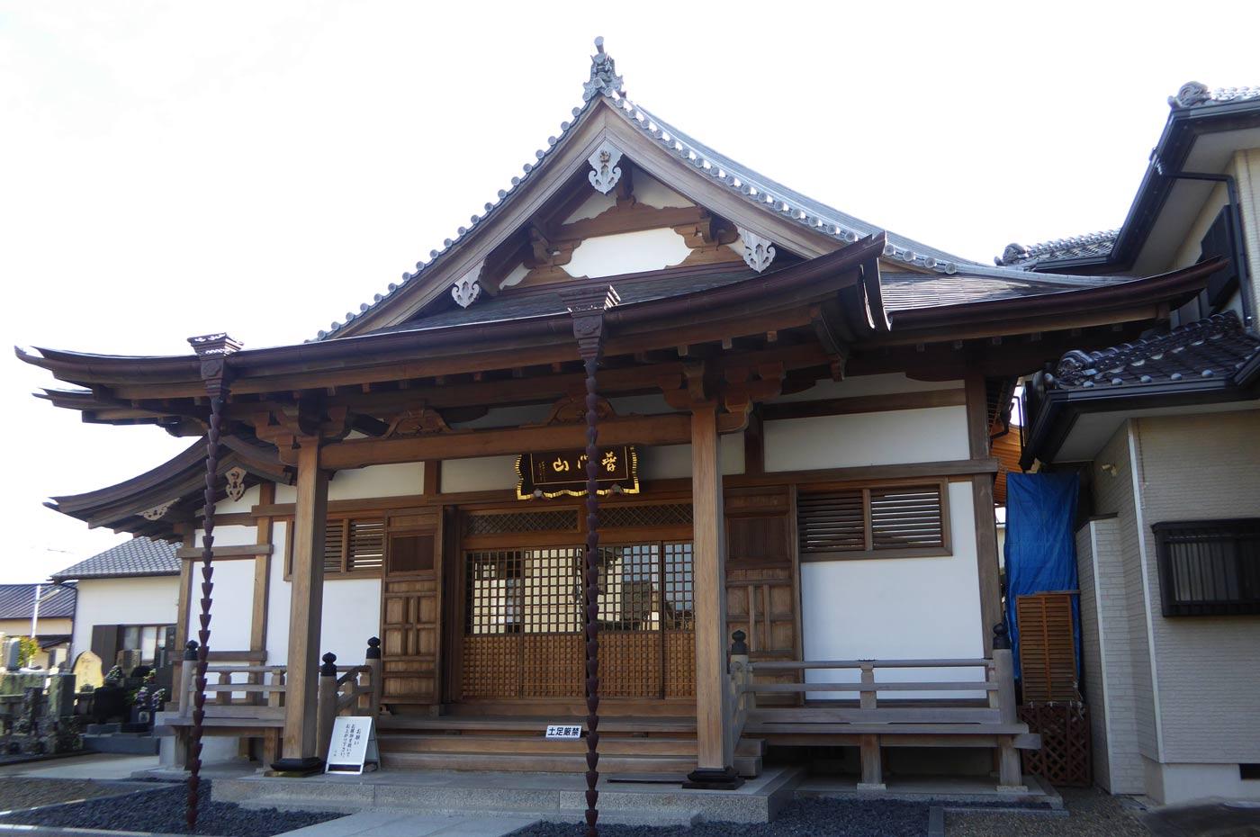 長福寺本堂の画像
