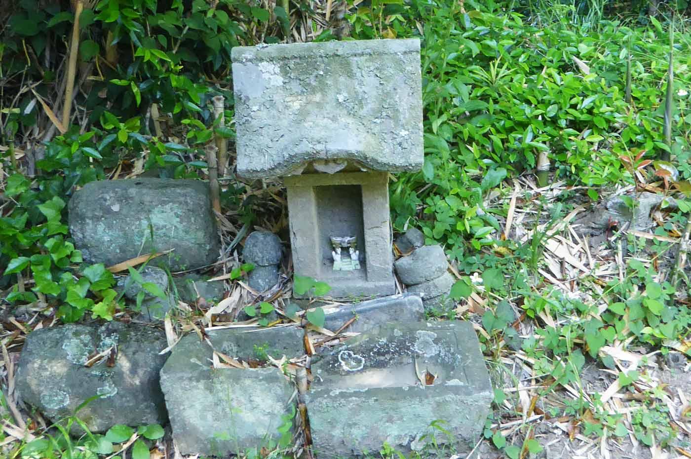 水岡神社のお稲荷さんの画像