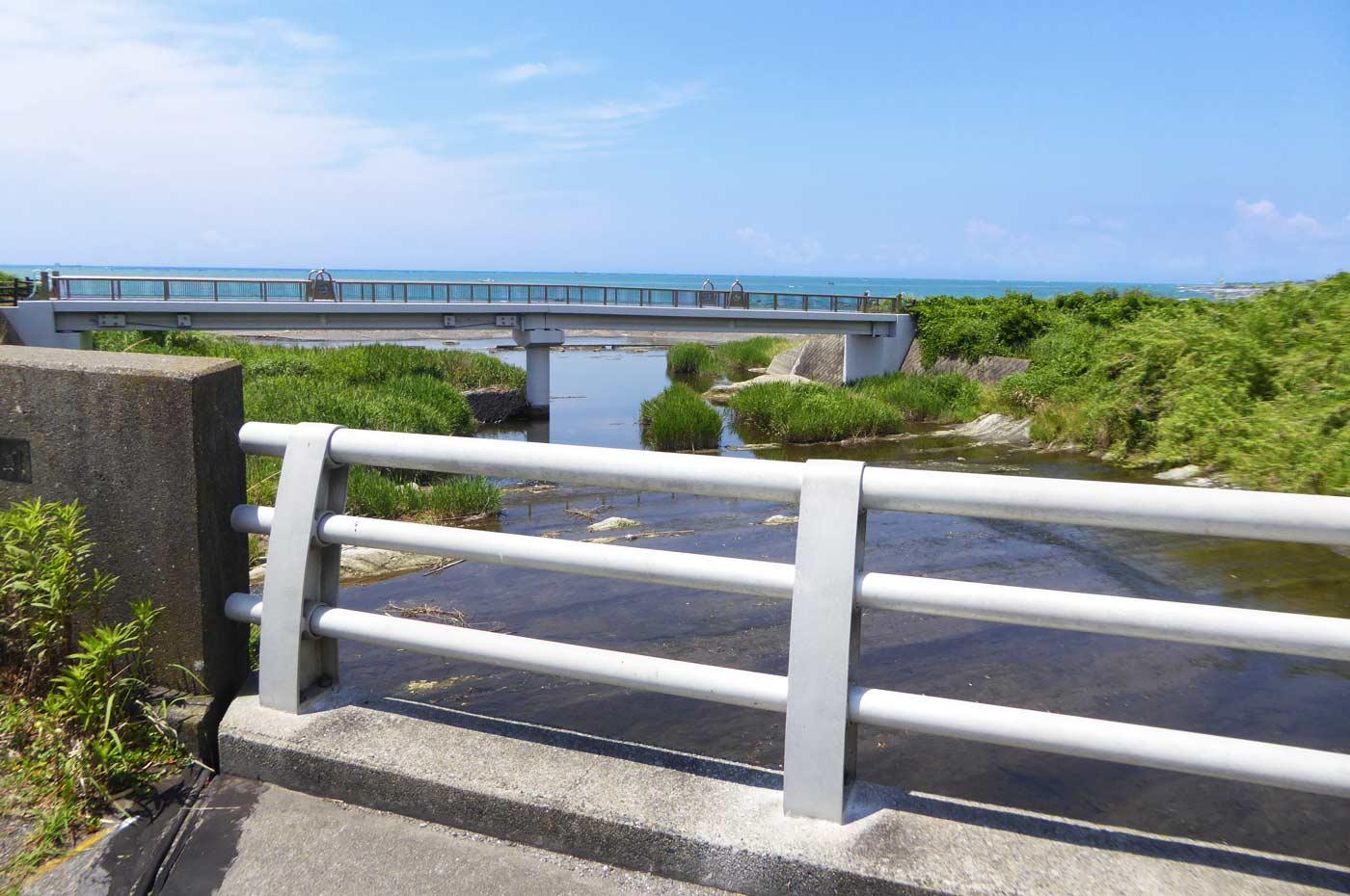銀鱗橋の画像