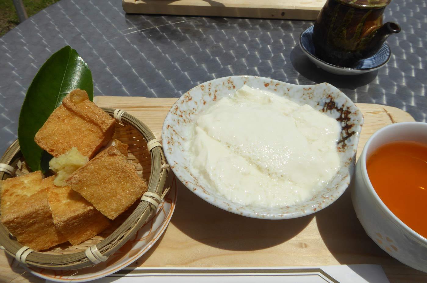 お豆腐味見セットの画像