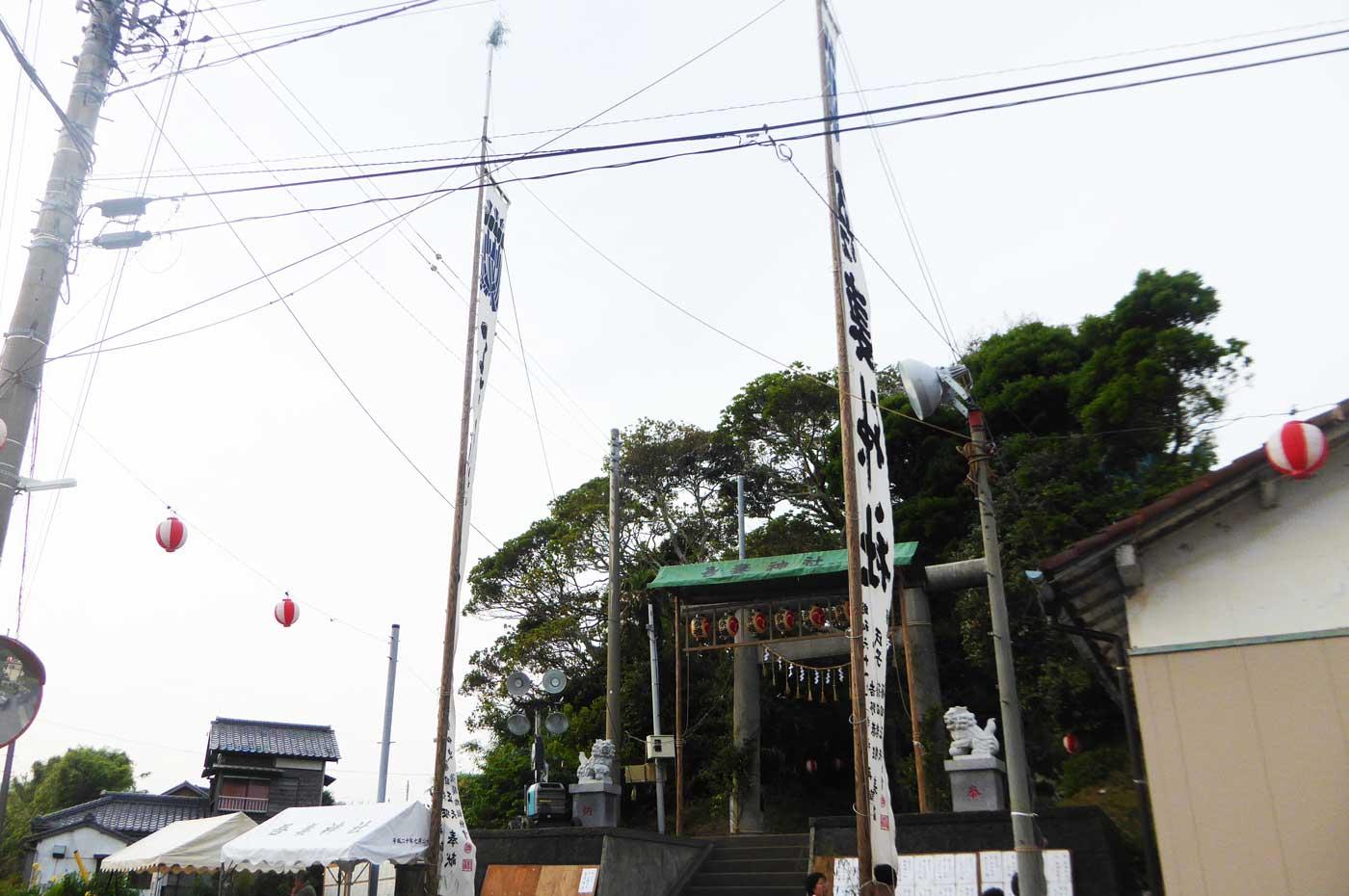 吾妻神社の画像