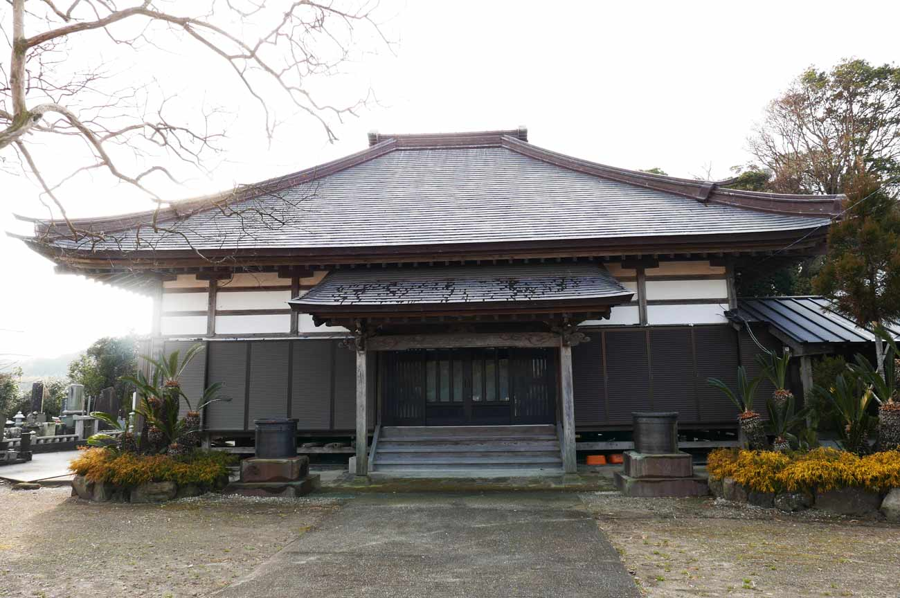 慈眼寺本堂の画像