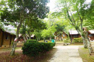 内浦県民の森のバーベキュー施設