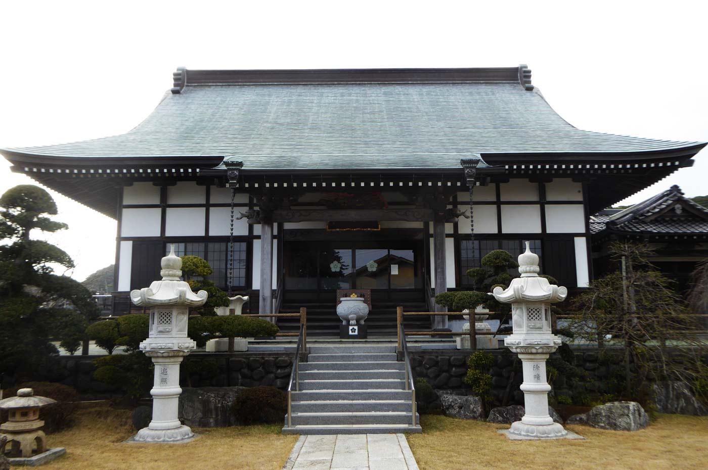 西養寺本堂の画像
