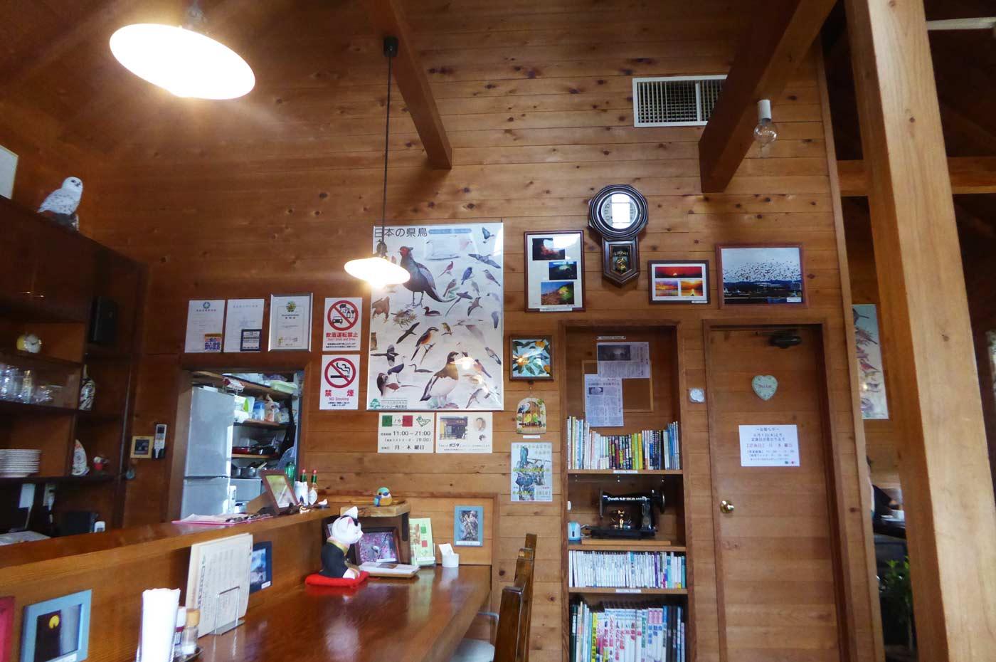 トリノカフェ店内の画像