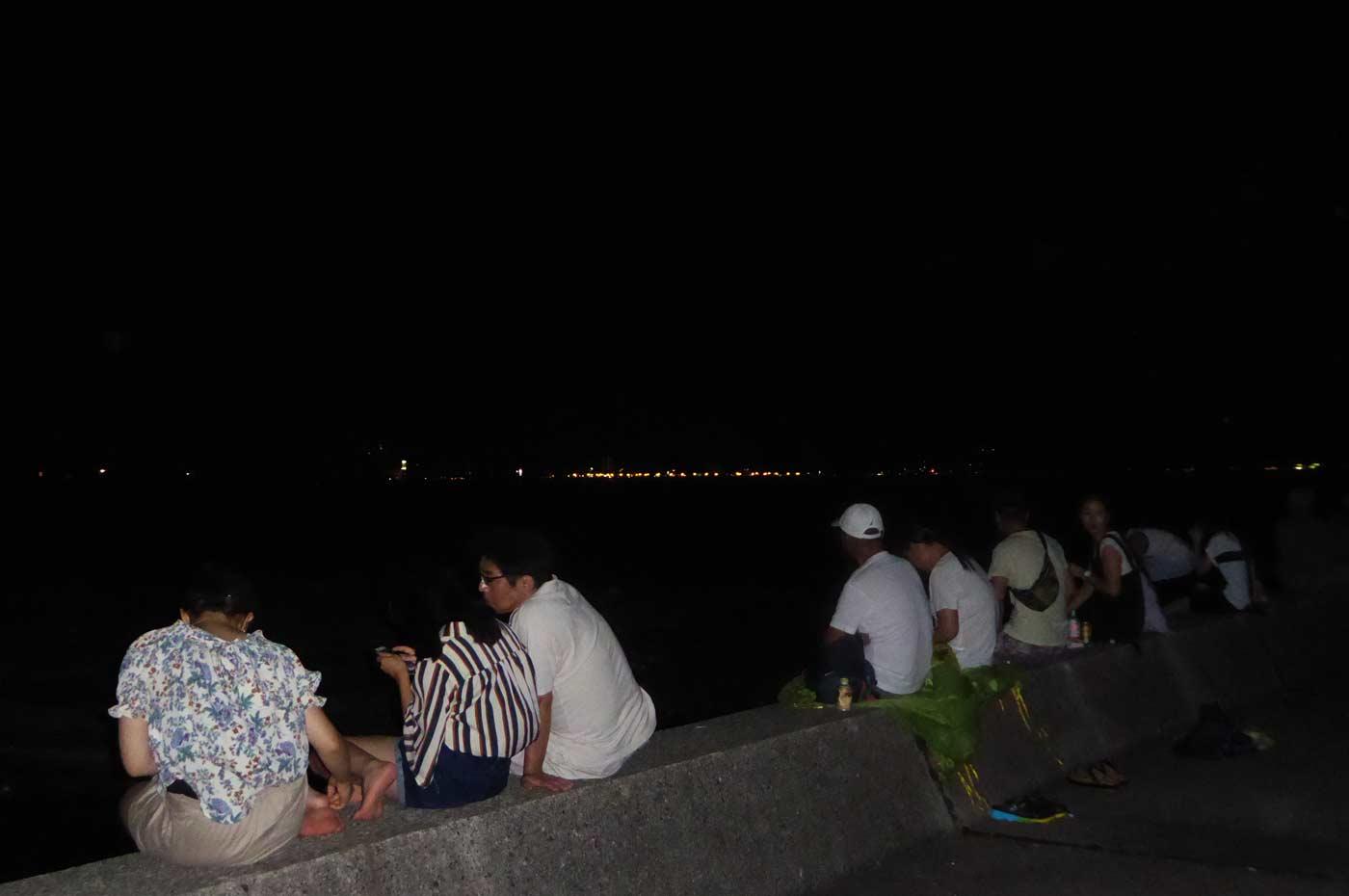 船形港の鑑賞スポット