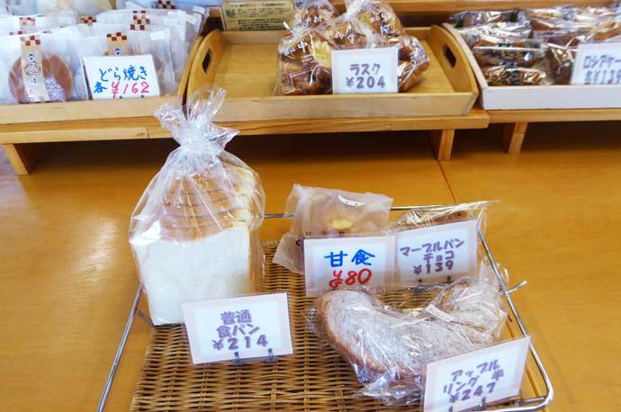 中村屋(なかぱん)のパン