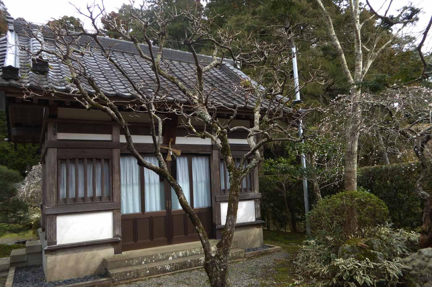 恵比寿神社拝殿の画像