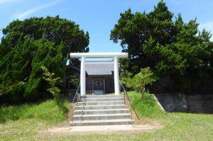 藤原神社境内の画像
