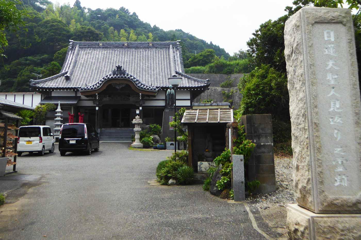 高生寺境内の画像