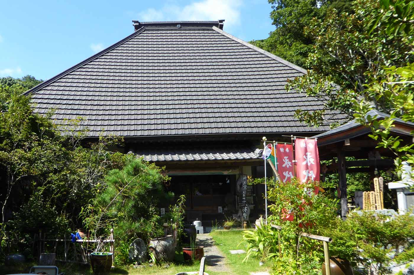 正林寺本堂の画像