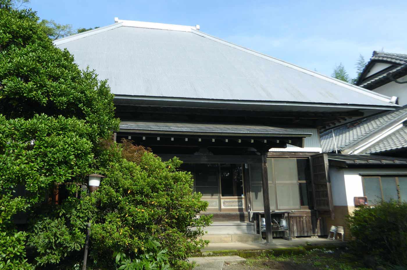 瑞岩寺本堂の画像