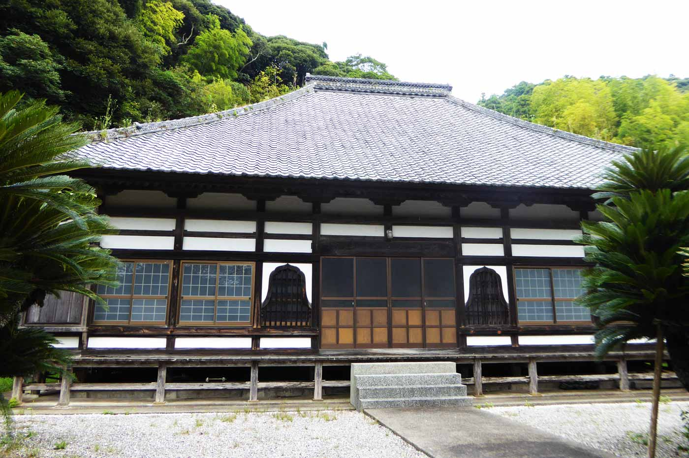 慈雲寺本堂の画像