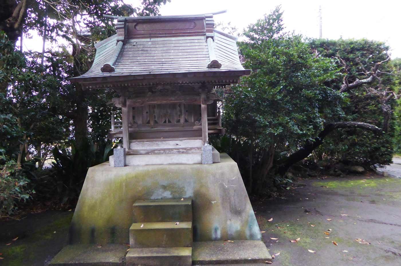 光厳寺白山神社の画像
