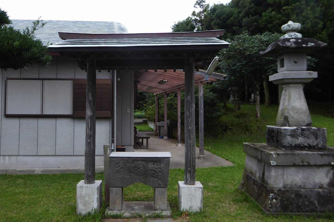 八雲神社の手水舎の画像