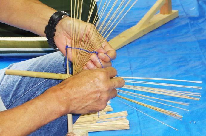 編竹の画像