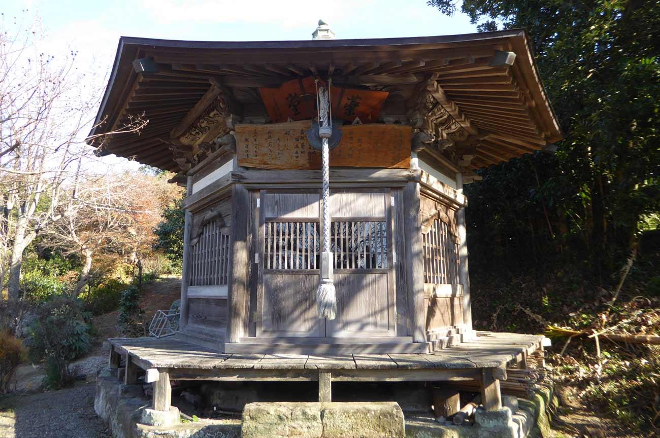 寿薬寺の薬師堂の画像
