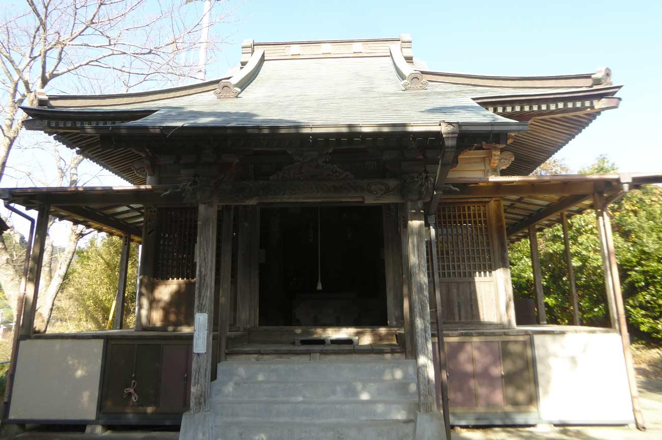 金銅寺観音堂の画像