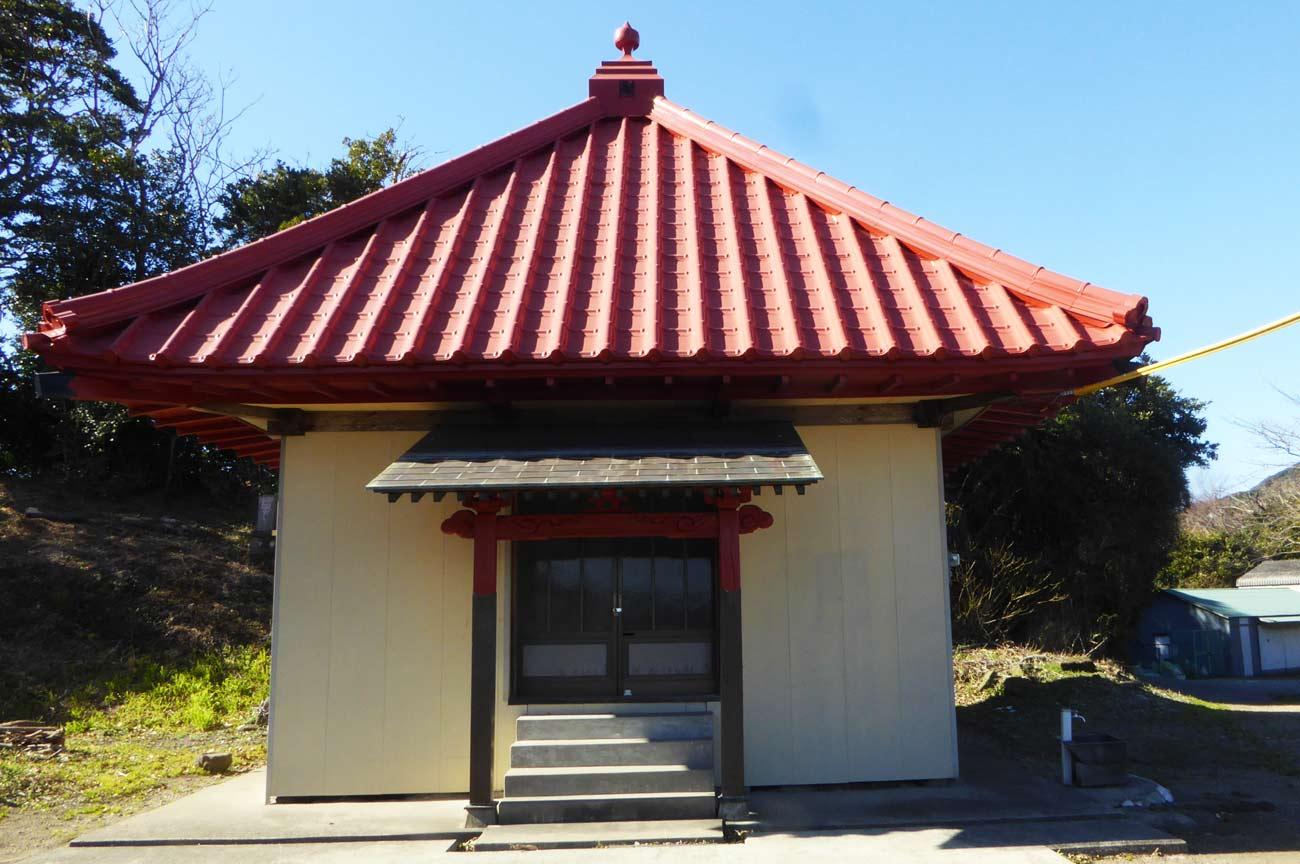 理性院の薬師堂の画像
