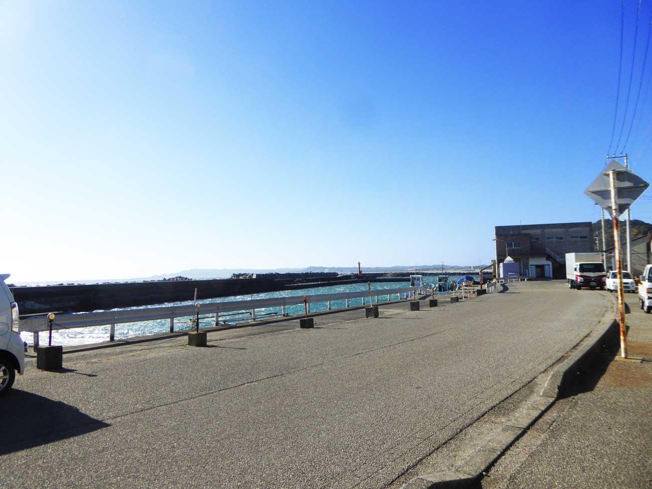 和田漁港の画像