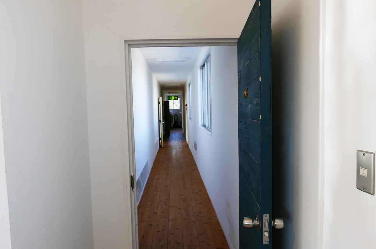 ワンドロップの廊下の画像