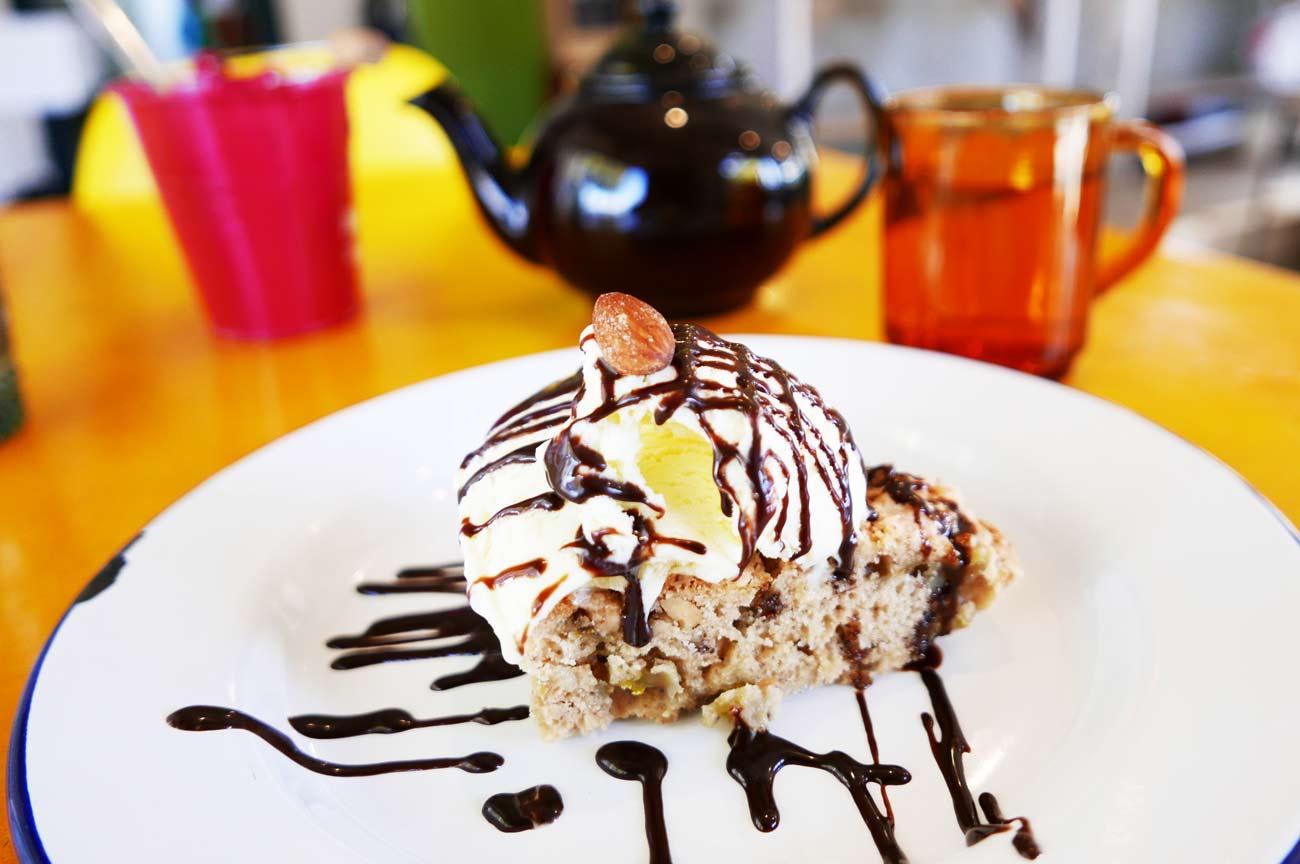 ワンドロップのバナナケーキの画像
