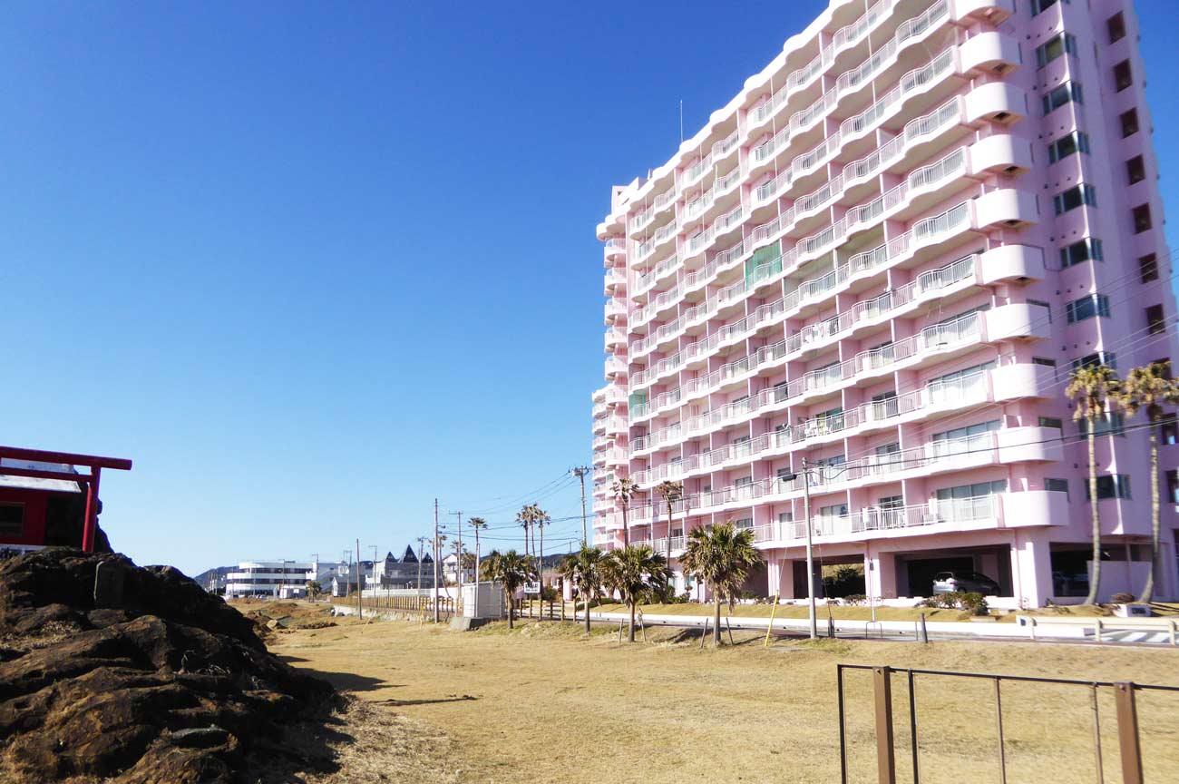 エスカール白浜の画像