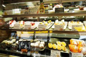 万賀のケーキの画像