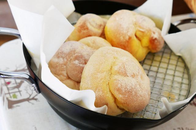 香るバターお菓子屋産家のあげパンの画像