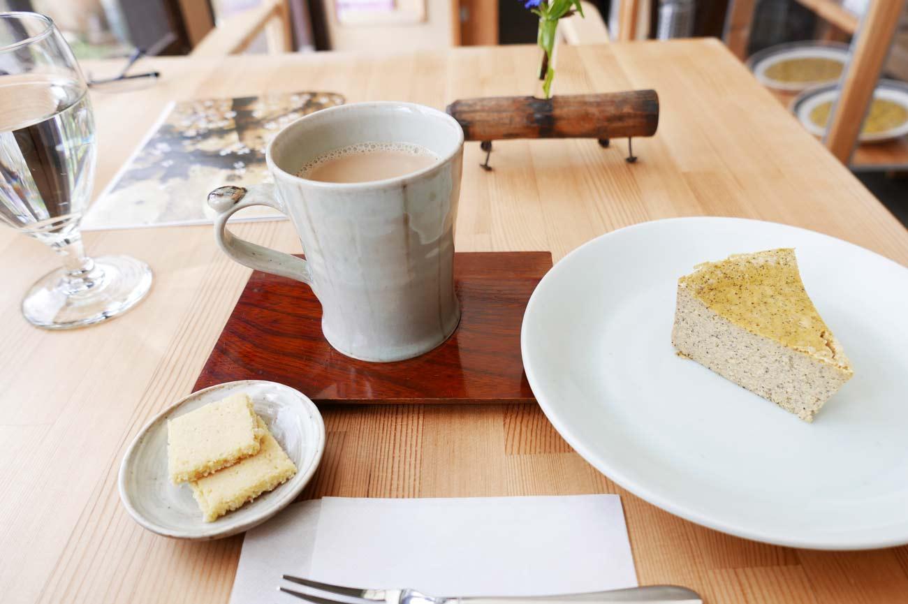 パン工房ばんぱんの本日のケーキの画像