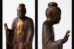 小松寺の御本尊の画像