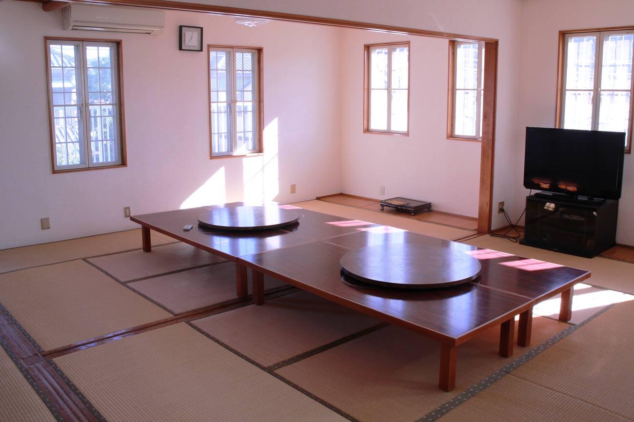武平館2階の宴会場の画像