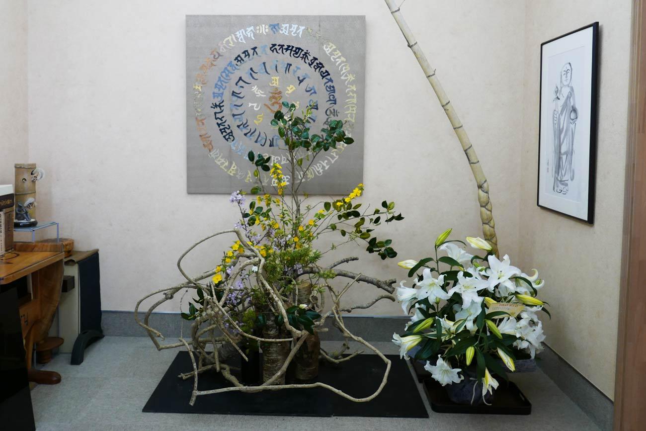 SFKの生花の画像