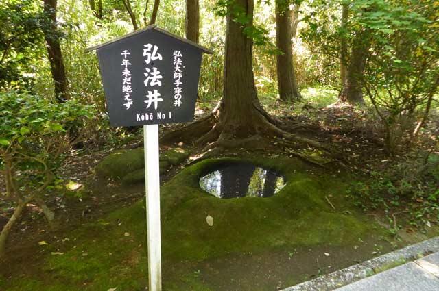 弘法井の画像