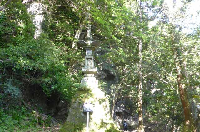 宝篋印塔の画像