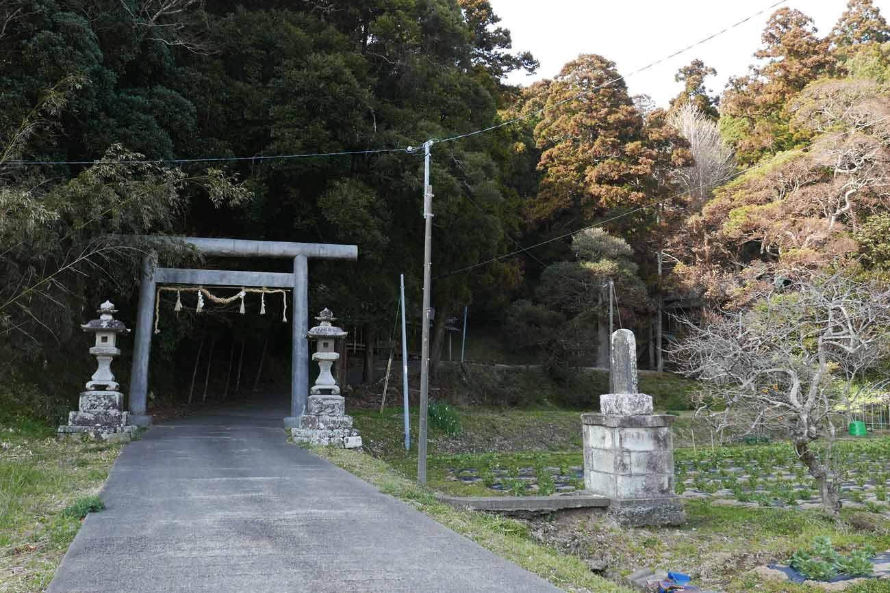 貴船神社参道の画像