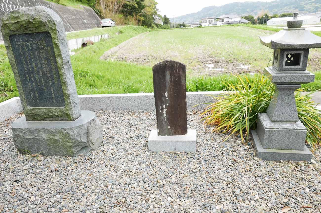 四代目仙蔵の次男の墓