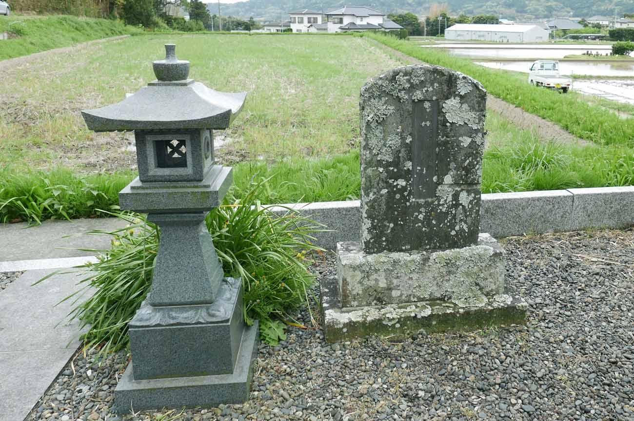 高石家の石像