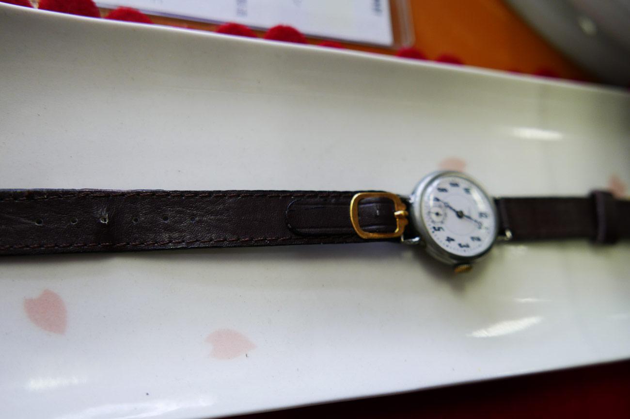 ゼニス アンティーク腕時計の画像