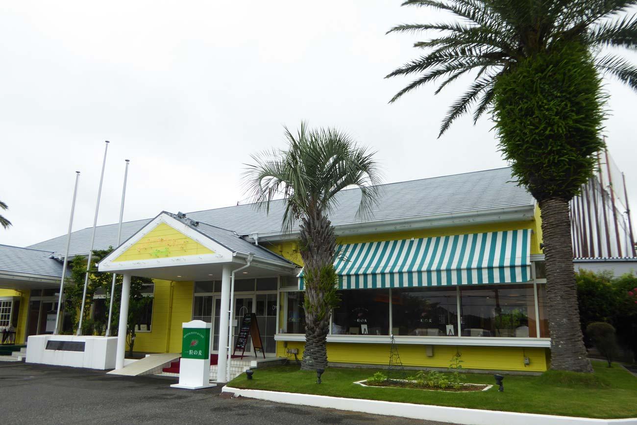 館山ゴルフ倶楽部の店舗外観画像