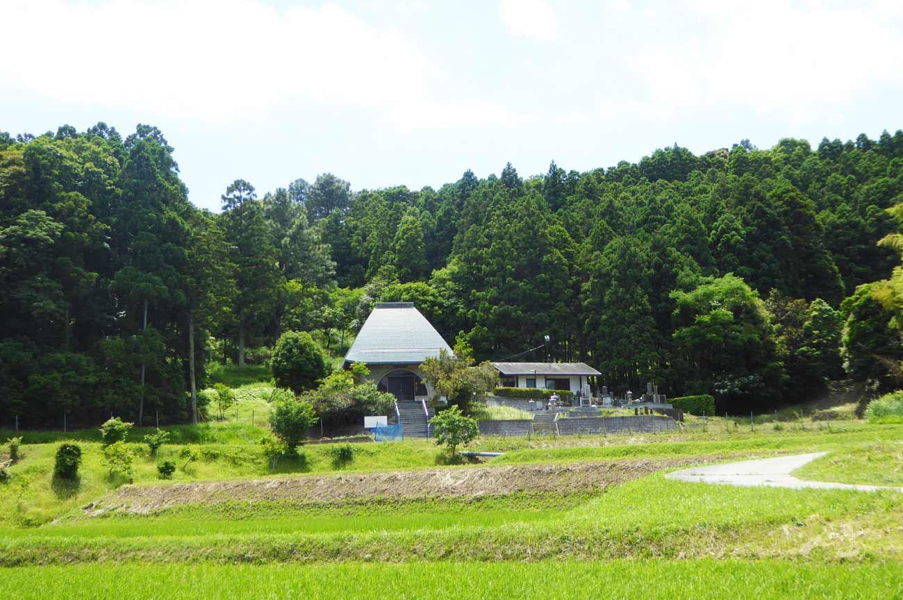 蓮華寺の外観画像