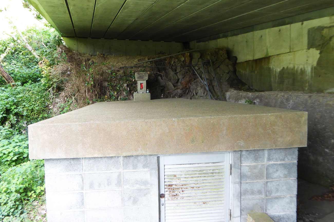 吉井の大井戸の井戸神様の画像