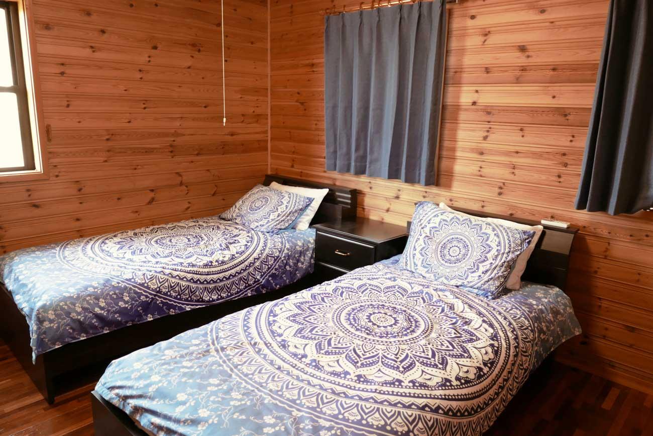 2階寝室の画像