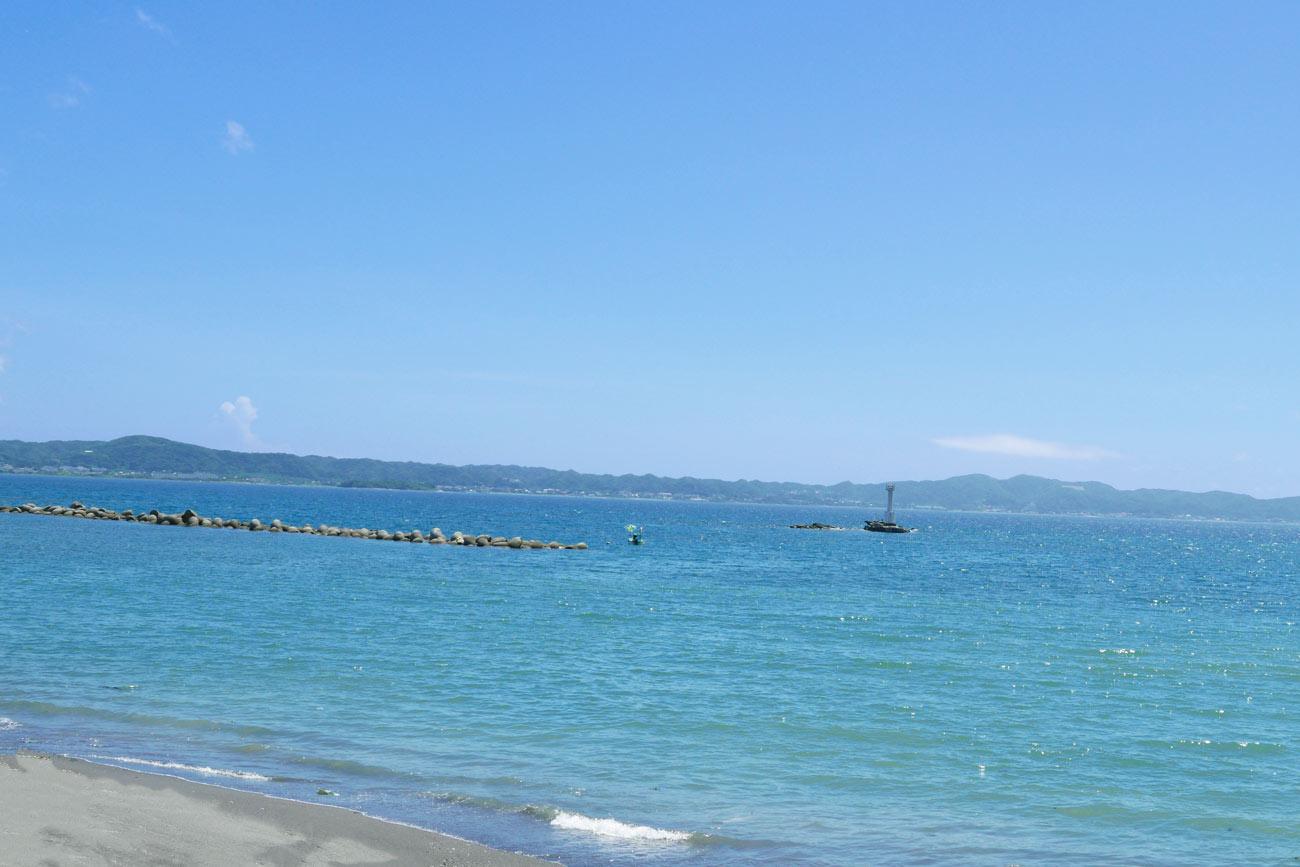 船形海水浴場の画像
