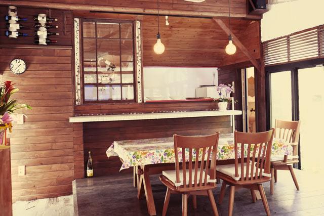 別館ダイニングキッチンの画像1