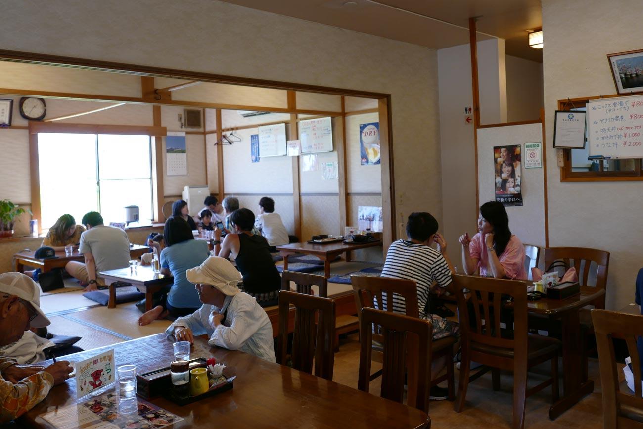鮮魚池田の店内画像